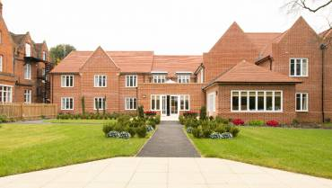 margaret house care home in royston