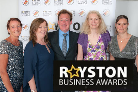 royston's best large business