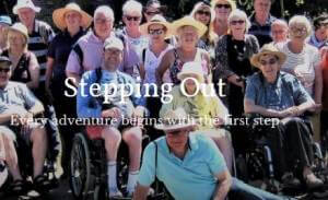 carers stepping out