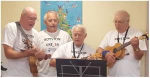 Royston U3A Uke Band