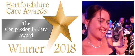 HCPA 2018 Care Award