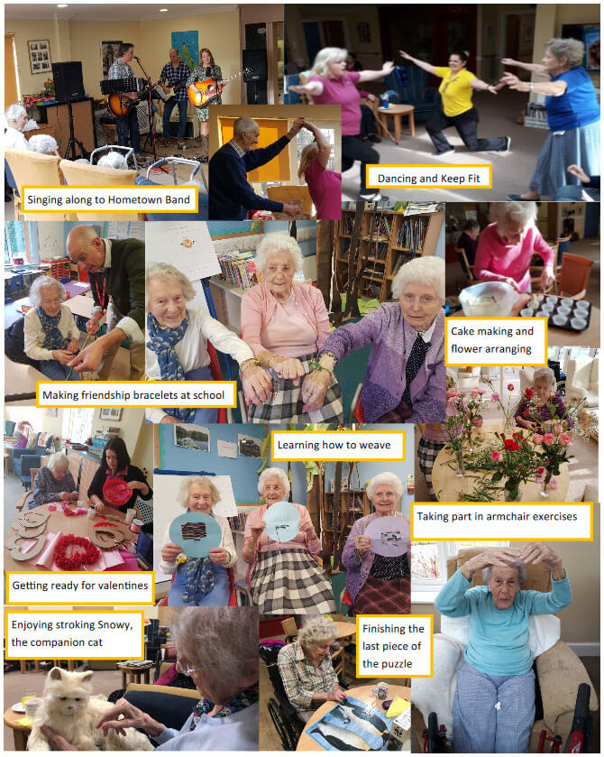 Royston Care Home March 2019
