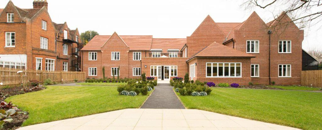 Care Home in Hertfordshire
