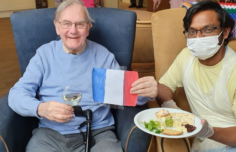 Our holiday to France continues  ….
