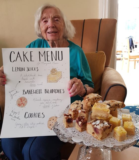 Bridie's Cakes take the biscuit!
