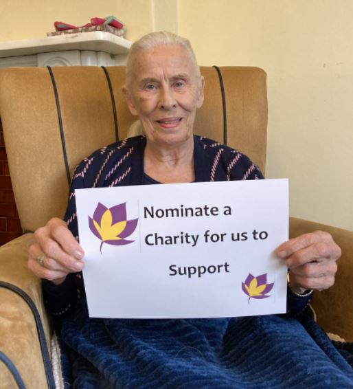 Margaret House 50th Anniversary Charity Donations